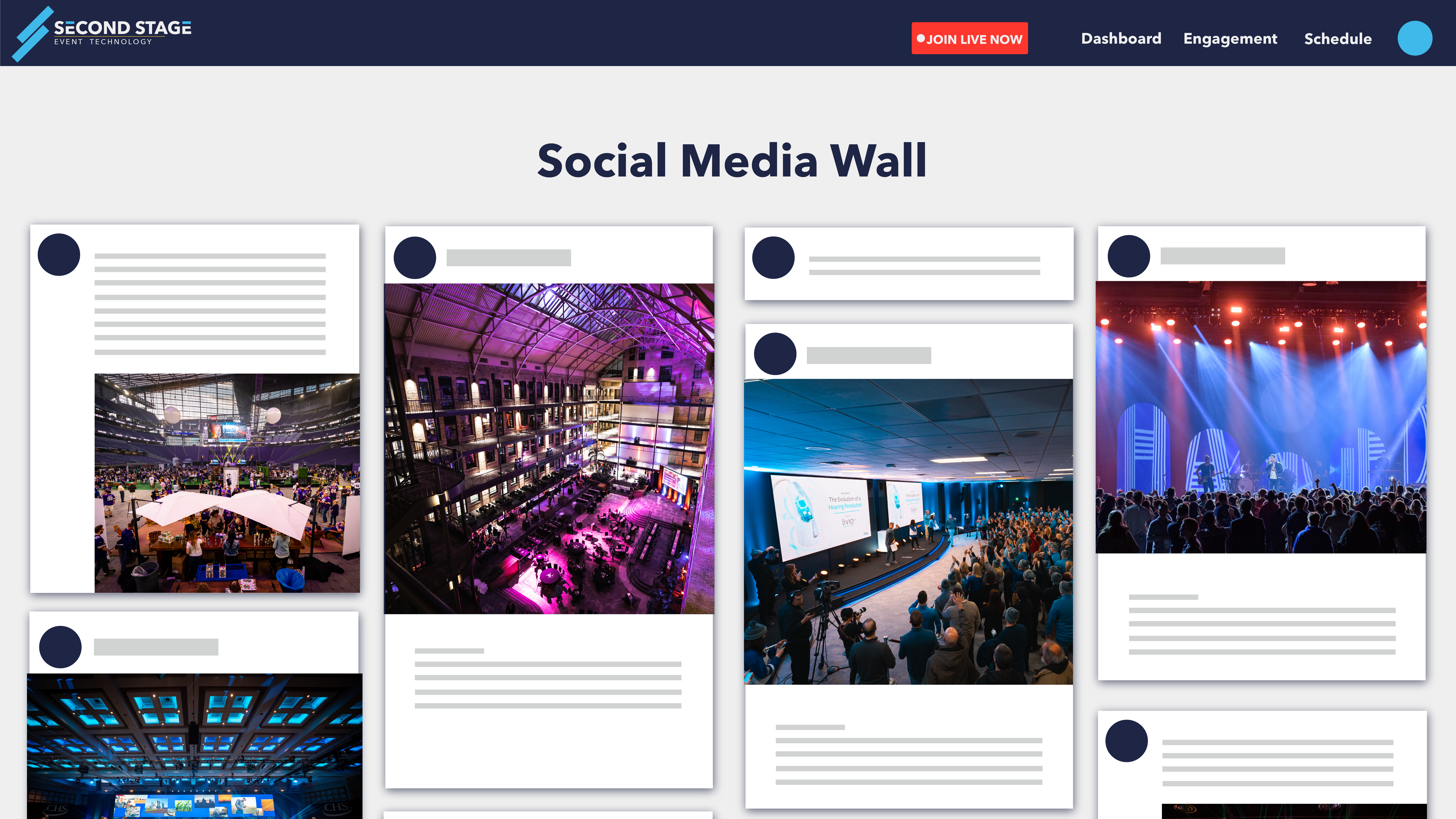Second Stage Social Media Aggregation
